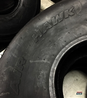 "29"" Buffed Airhawk Tires from Reeve Air Motive"