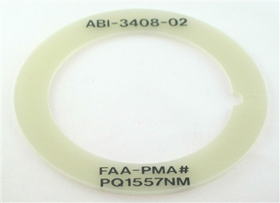 ABI-3408-02 .065 Fiber Thrust Washer