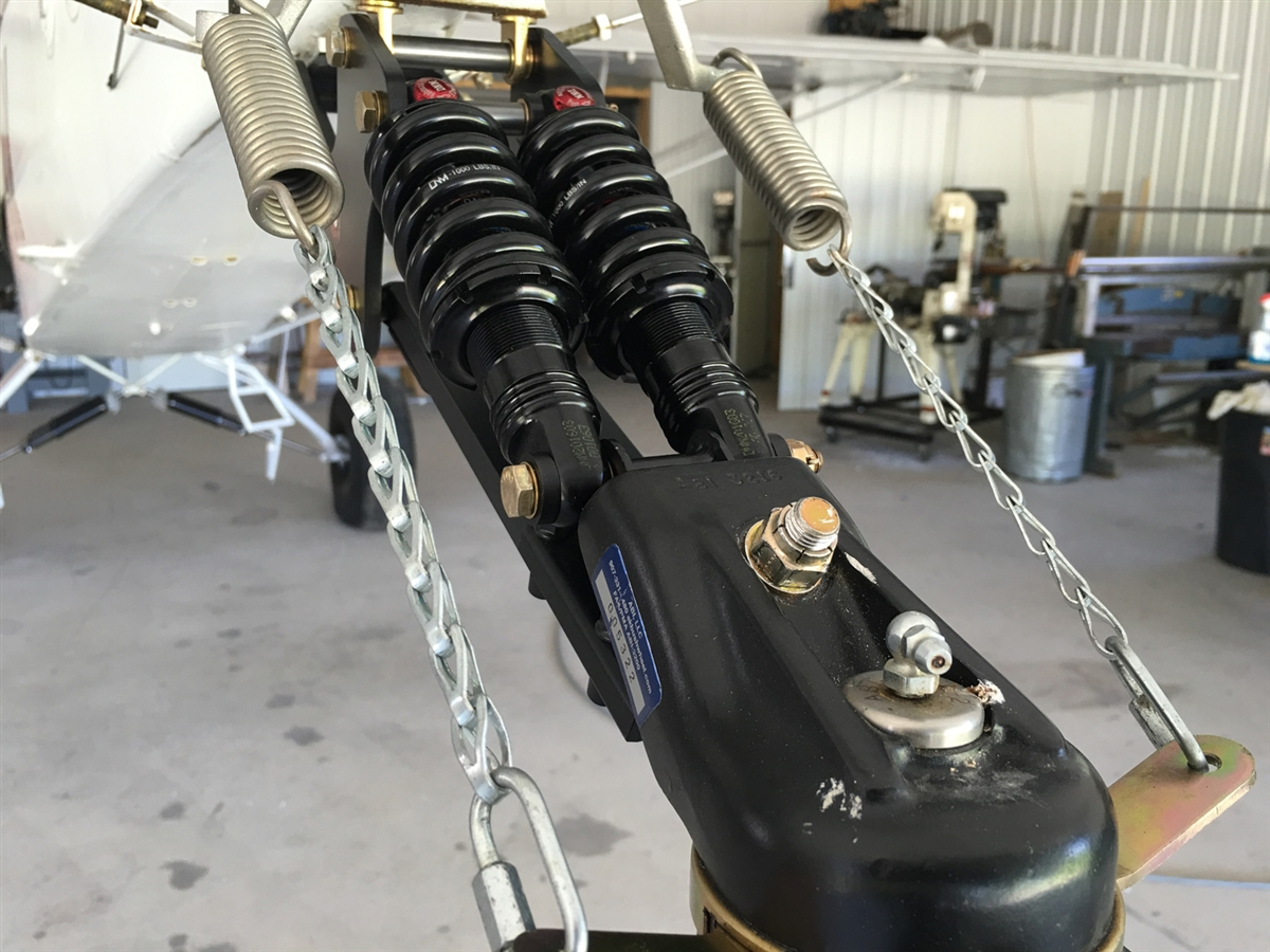 T3 Suspension Systems Super Heavy Duty