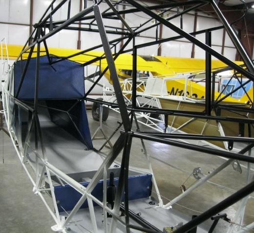 Standard Wide Body Pa 18 Fuselage Airframes Alaska