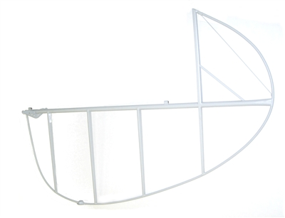 Airframes Alask PA-18 Rudder Assembly