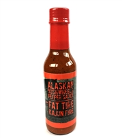 Alaskan Bushwheels Fat Tire Kajun Fire Sauce