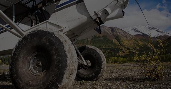 Airframes Alaska Alaskan Bushwheels