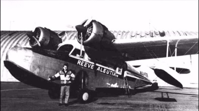 Reeve Air Motive Reeve Airways Historical Image