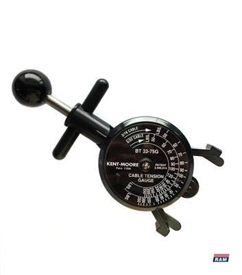 Cable Tensionmeter from Reeve Air Motive
