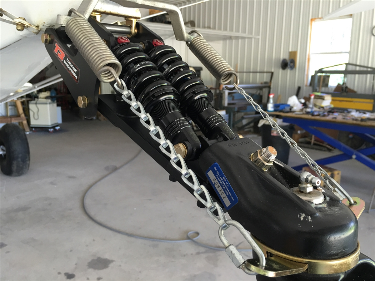 T3 Suspension Systems Super Heavy Duty