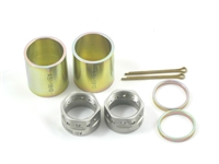 Inboard/outboard 1 1/4 axle spacer kit