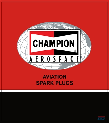 Champion Aerospace Spark Plugs from Reeve Air Motive