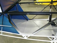 PA-18 Fuselage Mod Lower Baggage Door Frame