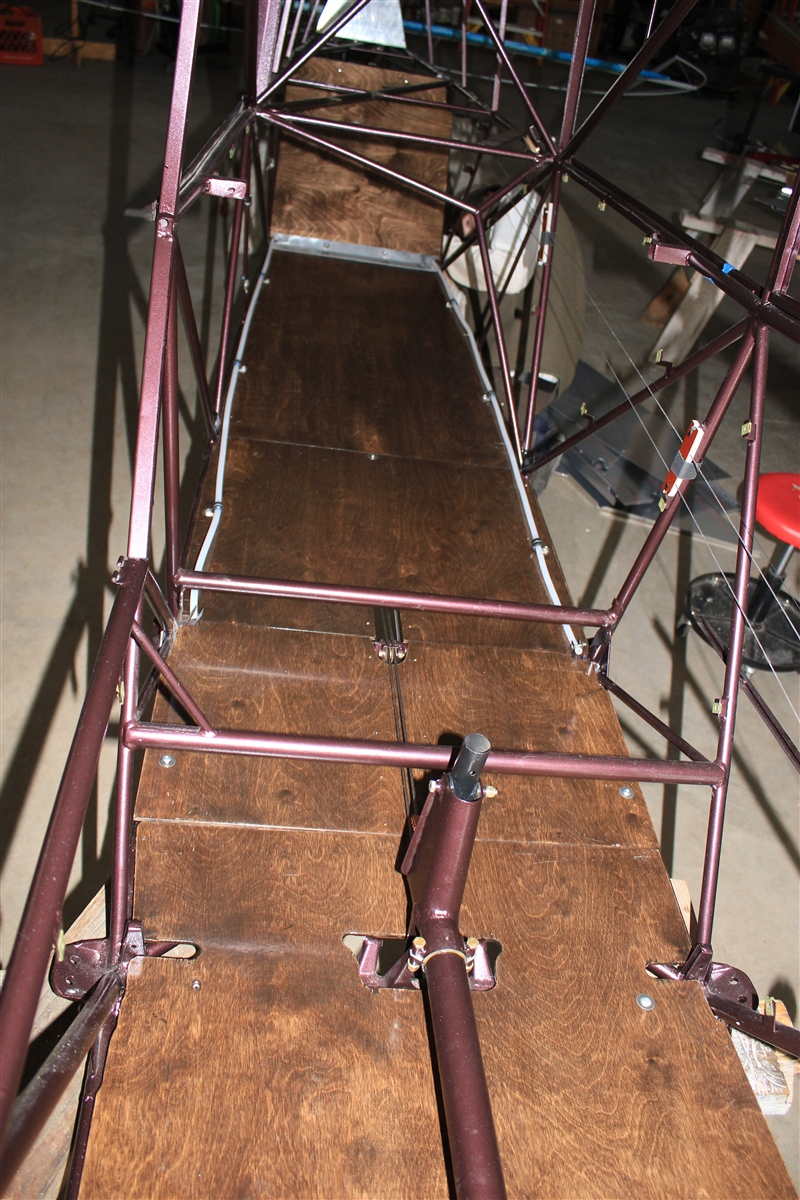 Standard Willow Mountain Ranch Pa 18 Fuselage Airframes