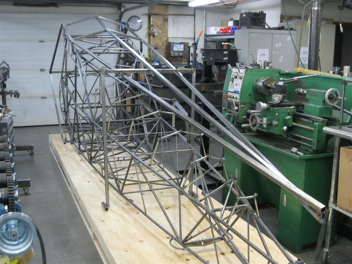 Aircraft Sheet Metal Clamps Drilling And Assembling Metal