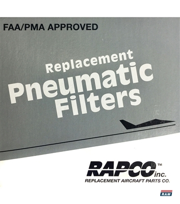 Rapco Pneumatic Filters from Reeve Air Motive