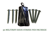 HD Military Stake Package