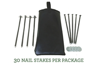 HD Nail Stake Package
