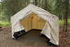 Framed Wall Tent: Prospector Package (10'x12')